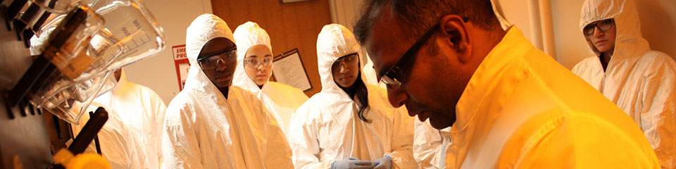 NSF grants $1.1M to IUPUI for nanotech camp for high school students, teachers