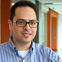 Andres Tovar, Professor and a member of the awarded IUPUI research team