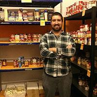 Spaulding has been an enthusiastic advocate of Paw's Pantry since the facility opened its doors.