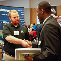 IUPUI 2015 Career Fair