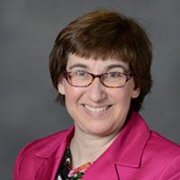 Elaine Cooney, chair of the Department of Engineering Technology, professor of Electrical and Computer Engineering Technology