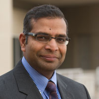 Mangilal Agarwal, Ph.D., Associate Professor of Mechanical Engineering