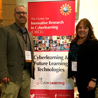 IUPUI Faculty Members Present at Cyberlearning 2017