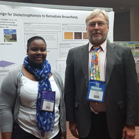 Student selected for award at Air and Waste Management Conference