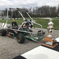 IUPUI Motorsports Club sweeps top two spots at Purdue Grand Prix