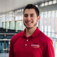 Right choices led to opportunities for IUPUI student commencement speaker Jon Madrigal