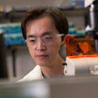 Chien-Chi Lin, Ph.D., Associate Professor of Biomedical Engineering